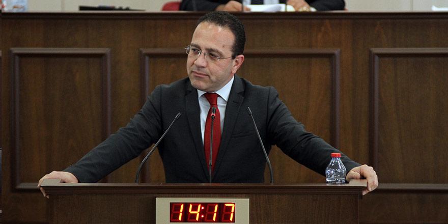 """Şahali:  """"Protokolün içeriği halen Meclis'le paylaşılmadı"""""""