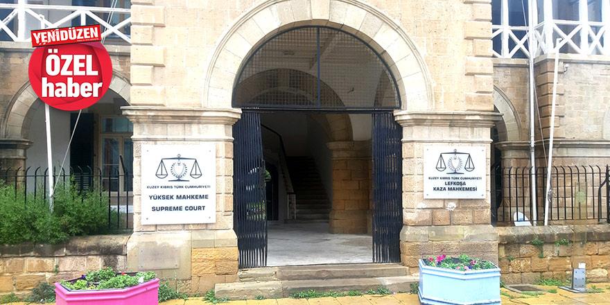 Yargı durdu:  Adalete kilit