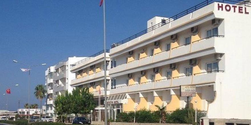 Portofino Otel'de hırsızlık ve kasti hasar