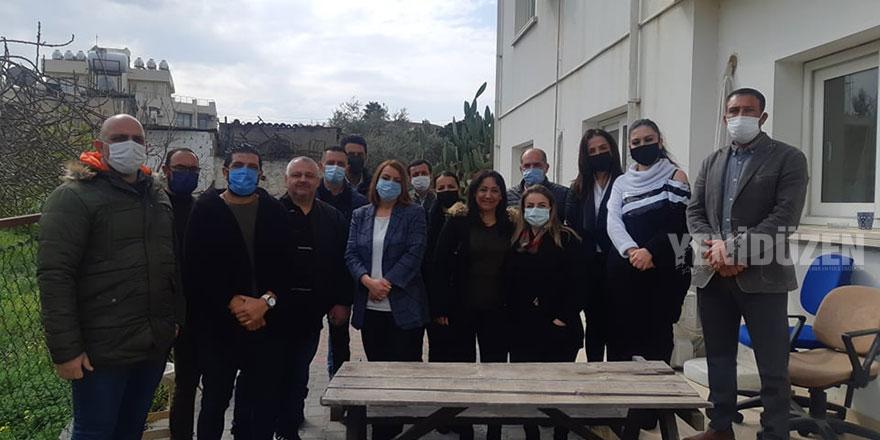 TÜK çalışanlarından sivil itaatsizlik kararı