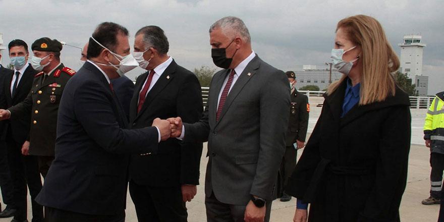 Ersan Saner Ankara'ya gitti