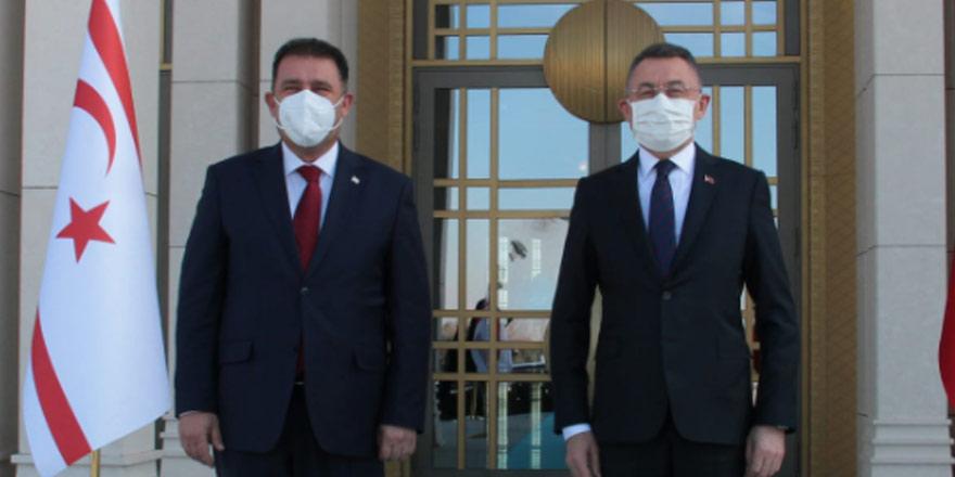 Saner, Ankara temaslarına başladı