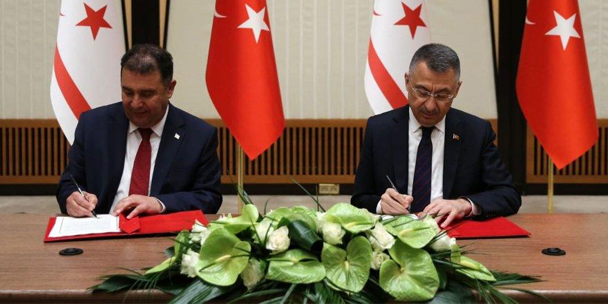 İşte Türkiye-KKTC 2021 yılı İktisadi ve Mali İşbirliği Protokolü