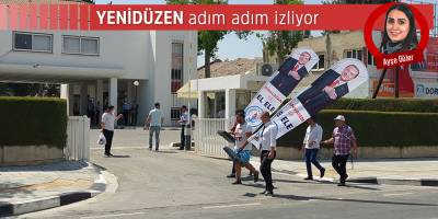 Meclis önünde Erdoğan 'coşkusu'