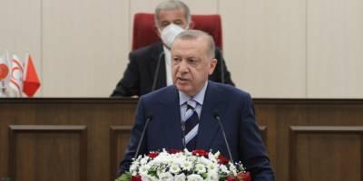 """Erdoğan'ın müjdesi: """"İhtişamlı Cumhurbaşkanlığı Külliyesi ve yeni Parlamento Binası"""""""