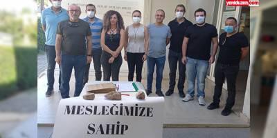 Mimar ve mühendisler Saner'e meslekten men edilmesi için imza kampanyası başlattı