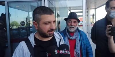 """Kişmir adaya döndü: """"Fotoğraflarım çekildi, parmak izim alındı. Terörist muamelesi gördüm"""""""