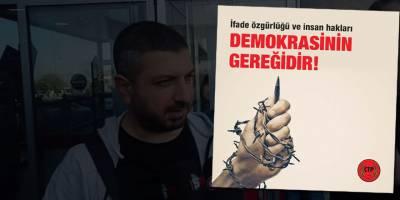 """CTP'den Kişmir'e destek:""""İfade özgürlüğü ve insan hakları demokrasinin gereğidir"""""""